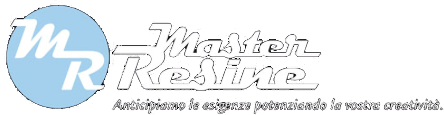 Master REsine Clay e Resine industriali