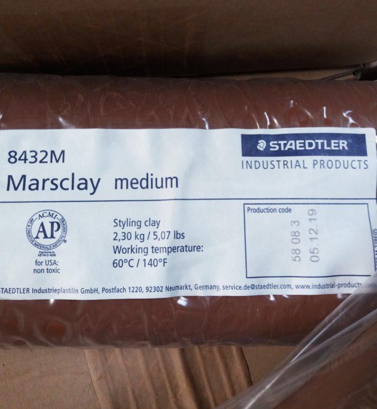 Marsclay Medium
